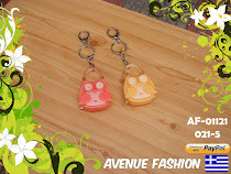ΜΠΡΕΛΟΚ - KEY RINGS BY AVENUE FASHION 2016 (ΠΑΤΗΣΤΕ ΕΔΩ - click here)
