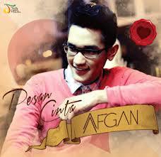 Download Lagu Afgan - Pesan Cinta