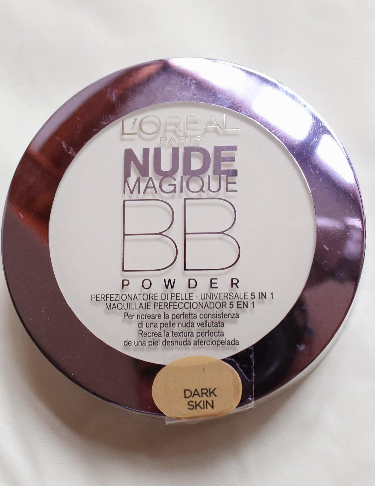 LOreal Paris Nude Magique BB Powder - Пудра   Makeupstore.ru