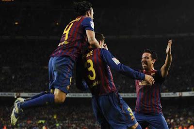 Barcelona 4 - 0 Real Zaragoza (1)