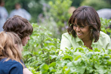FLOTUS At 50: The Kitchen Garden Birthday Album