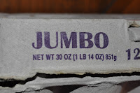 photo of a carton of jumbo sized eggs