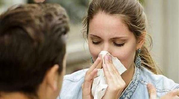 عدم العلاج من الزكام يسبب إالتهاب الجيوب الأنفية, الزكام, عدم الشفاء من من الزكام, إلتهاب الجيوب الأنفية,