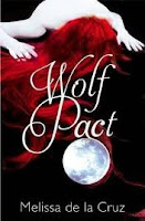 book cover of Wolf Pact by Melissa de la Cruz