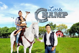 Little Champ is an upcoming Philippine television drama to be aired on ABS-CBN on March 18, 2013 and it's worldwide on TFC on March 19, 2013. It stars Lito Lapid,...
