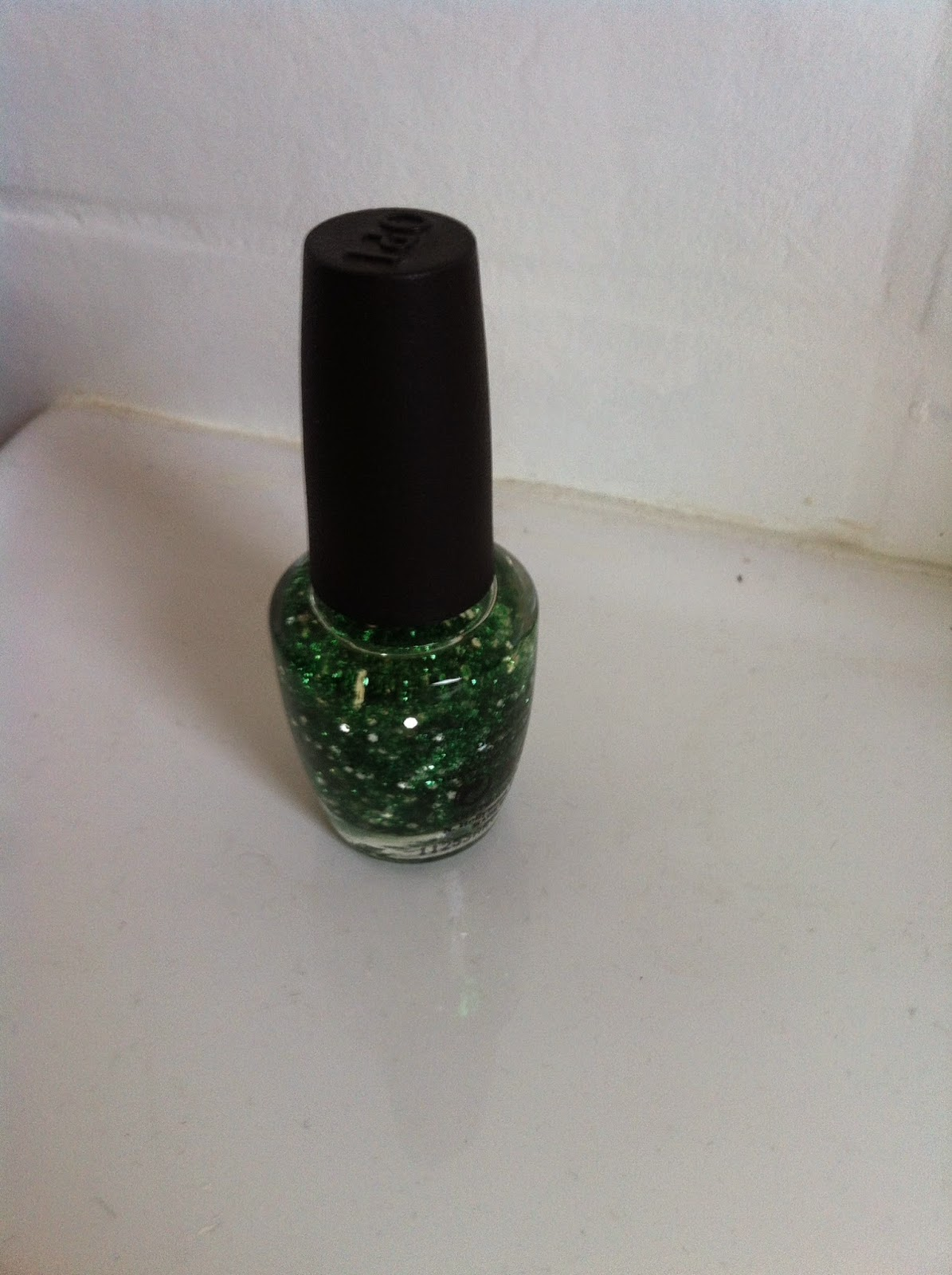 O.P.I Nailpolish bottle