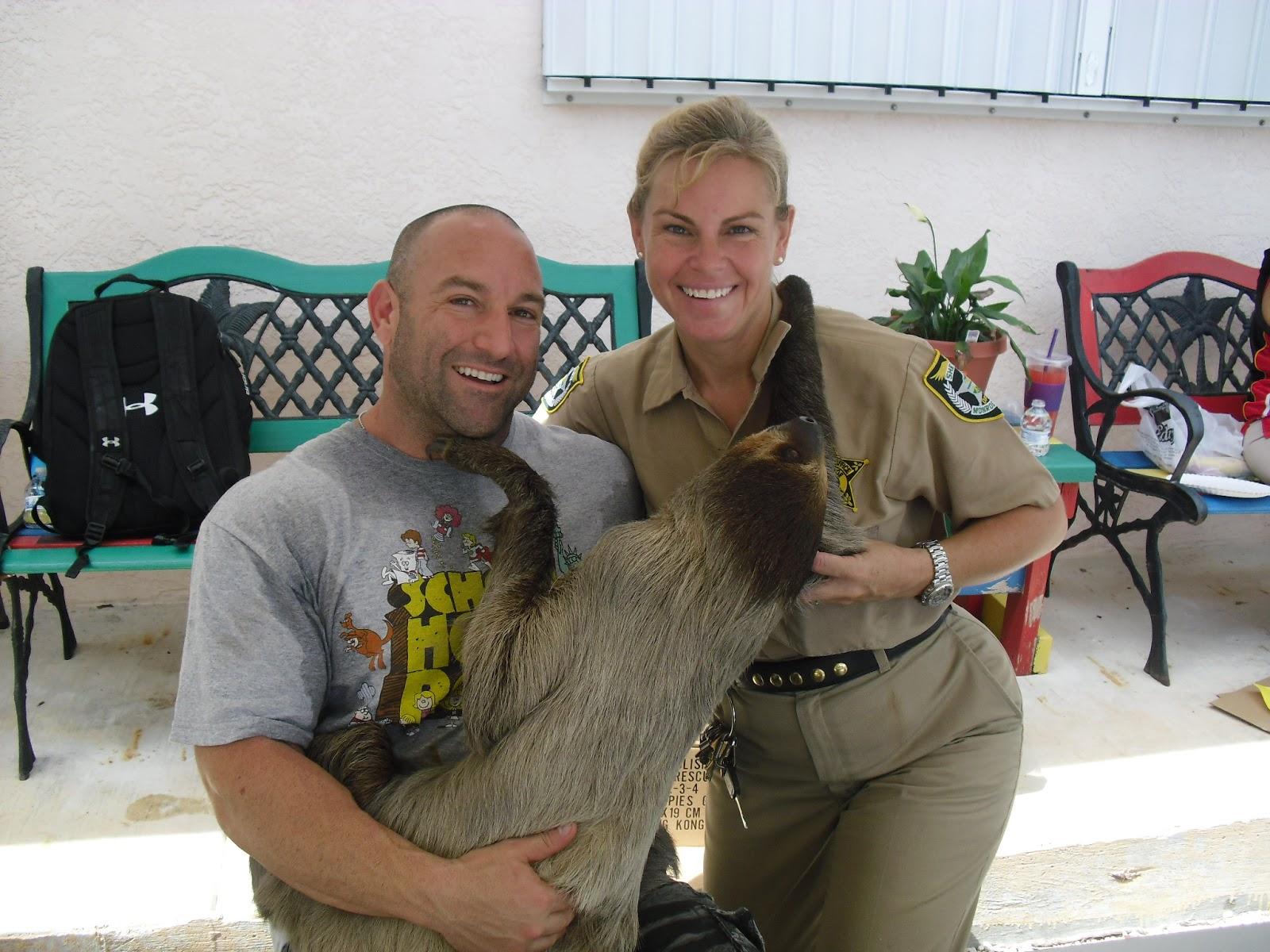 Rape Sloth Call The Cops Selander and mo the sloth.