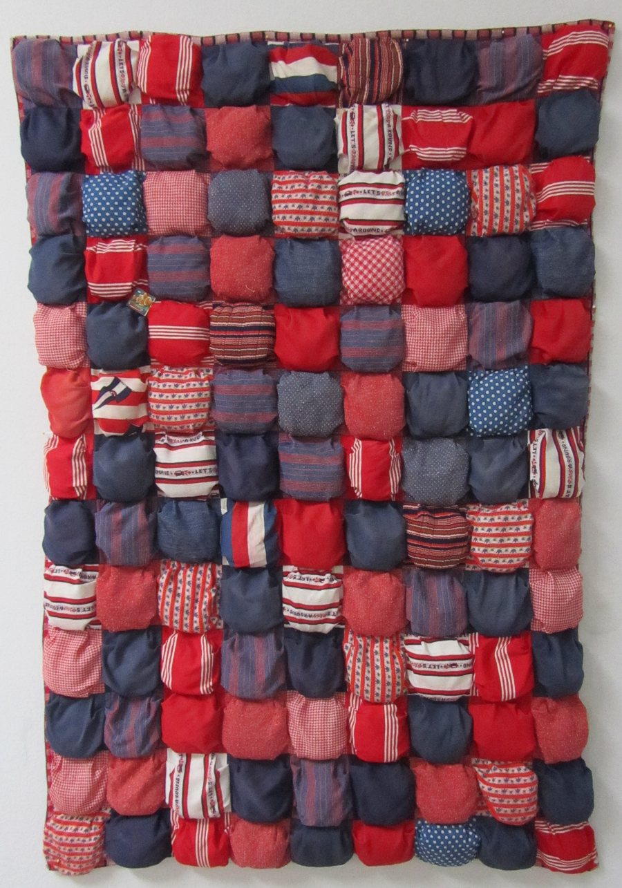 Quilts + Color: Red, White and Blue Quilt : red and blue quilt - Adamdwight.com