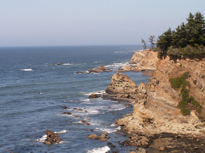 Cape Arago Oregon Coast photo copyright Jennifer Kistler 2011