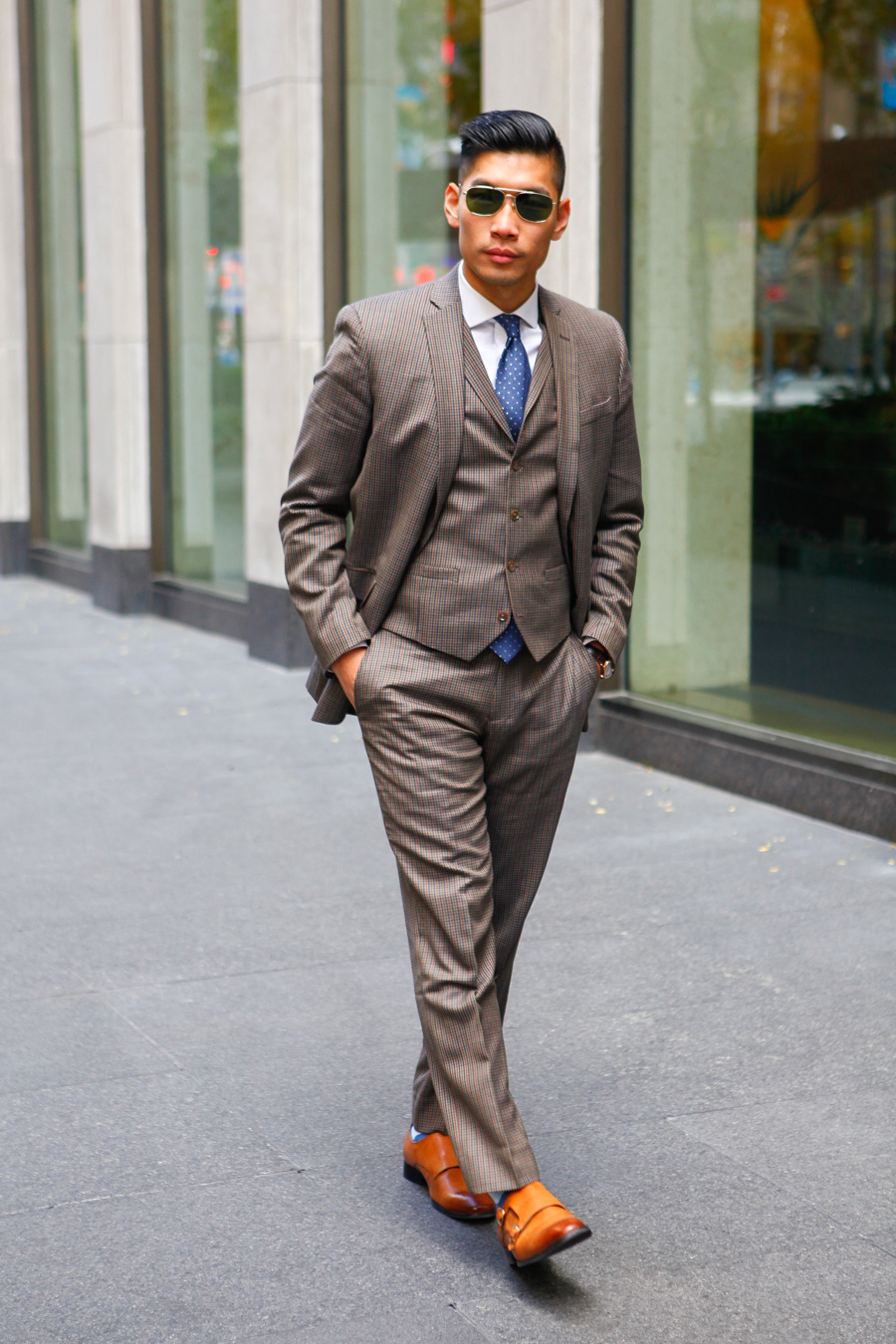 Levitate Style Bar Iii Suit Three Piece Wear To Work