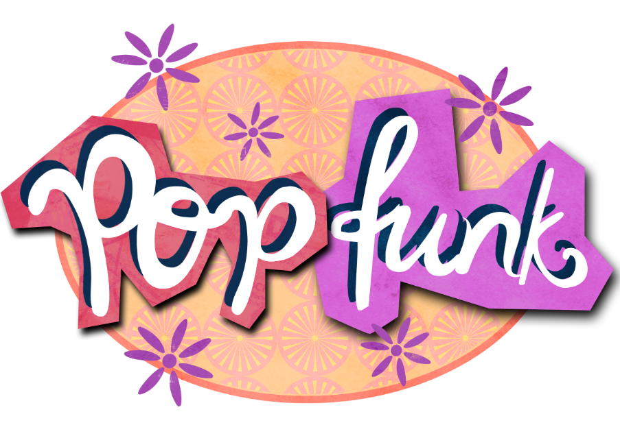Pop Funk: a fusion of pop culture and funky threads