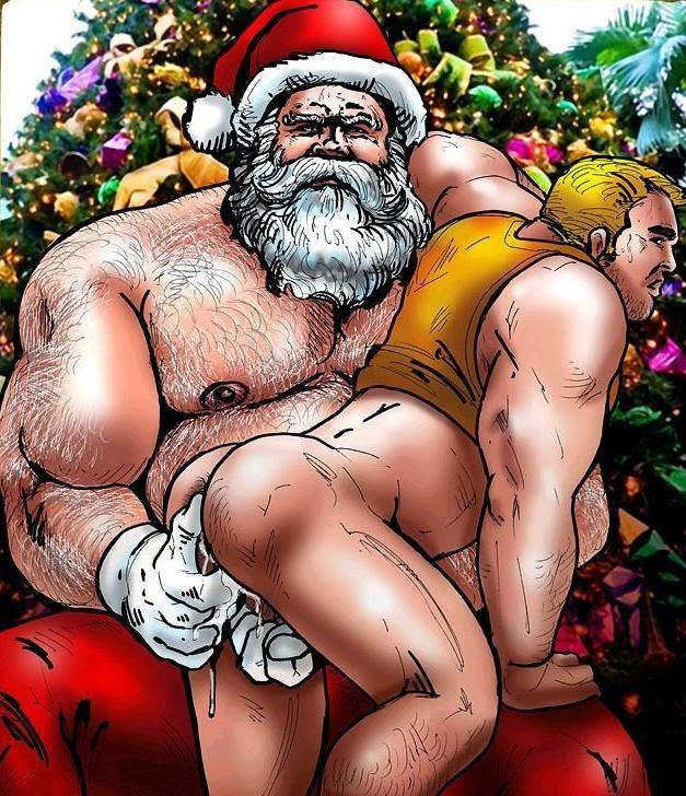 Гей Порно Новый Год