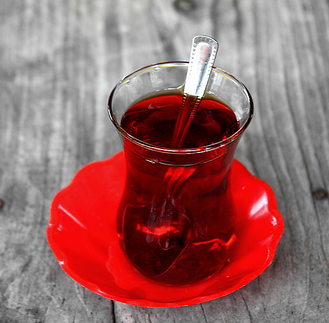 Ghana Sobolo Dried Hibiscus Flowers Tea photo by hapal