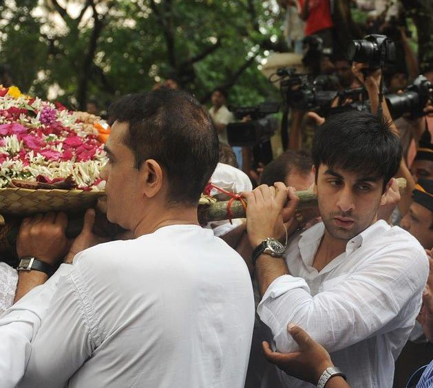 Bollywood bids farewell to Shammi Kapoor
