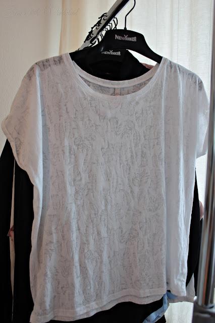 Fashion | Novemberausbeute, blog, shoppingausbeute, josie´s little wonderland, november, shirt, white