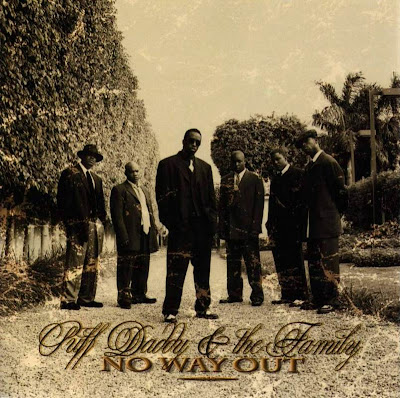 Puff Daddy & The Family – No Way Out (CD) (1997) (FLAC + 320 kbps)