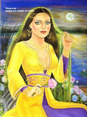 MINHA  LINDA  CIGANA  RAINHA  DO  ORIENTE