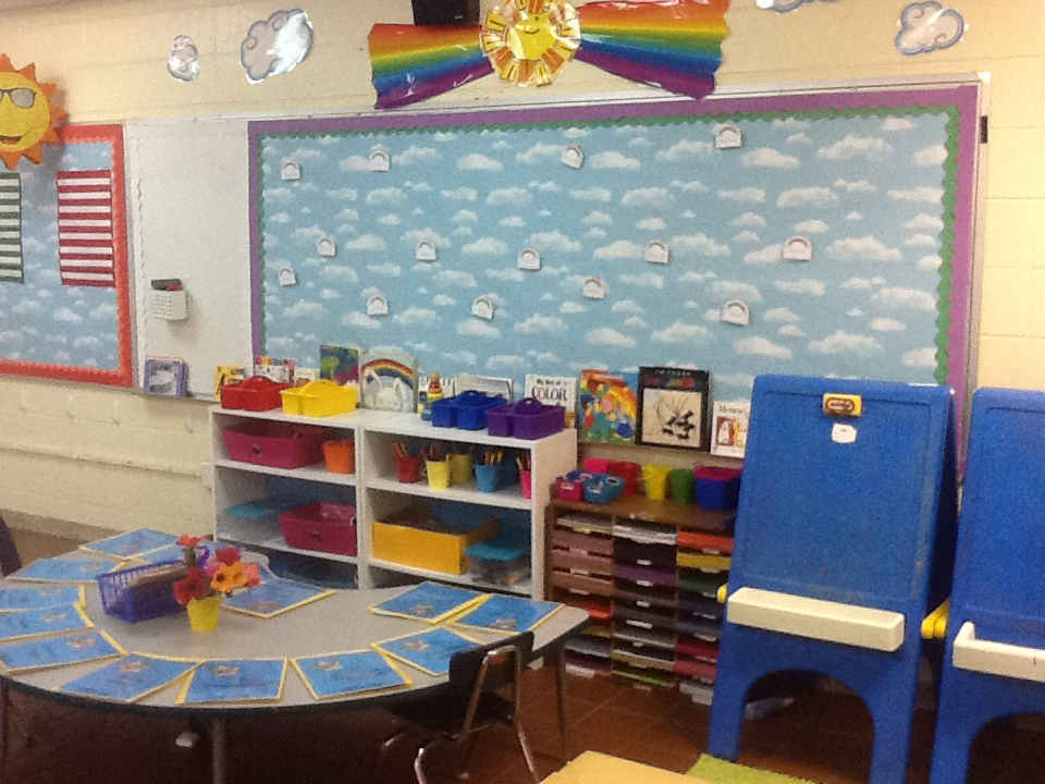 Special Education Classroom Decorations ~ Learning to grow preschool special education classroom