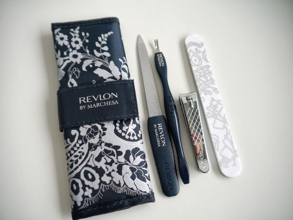 Revlon by Marchesa manicure kit