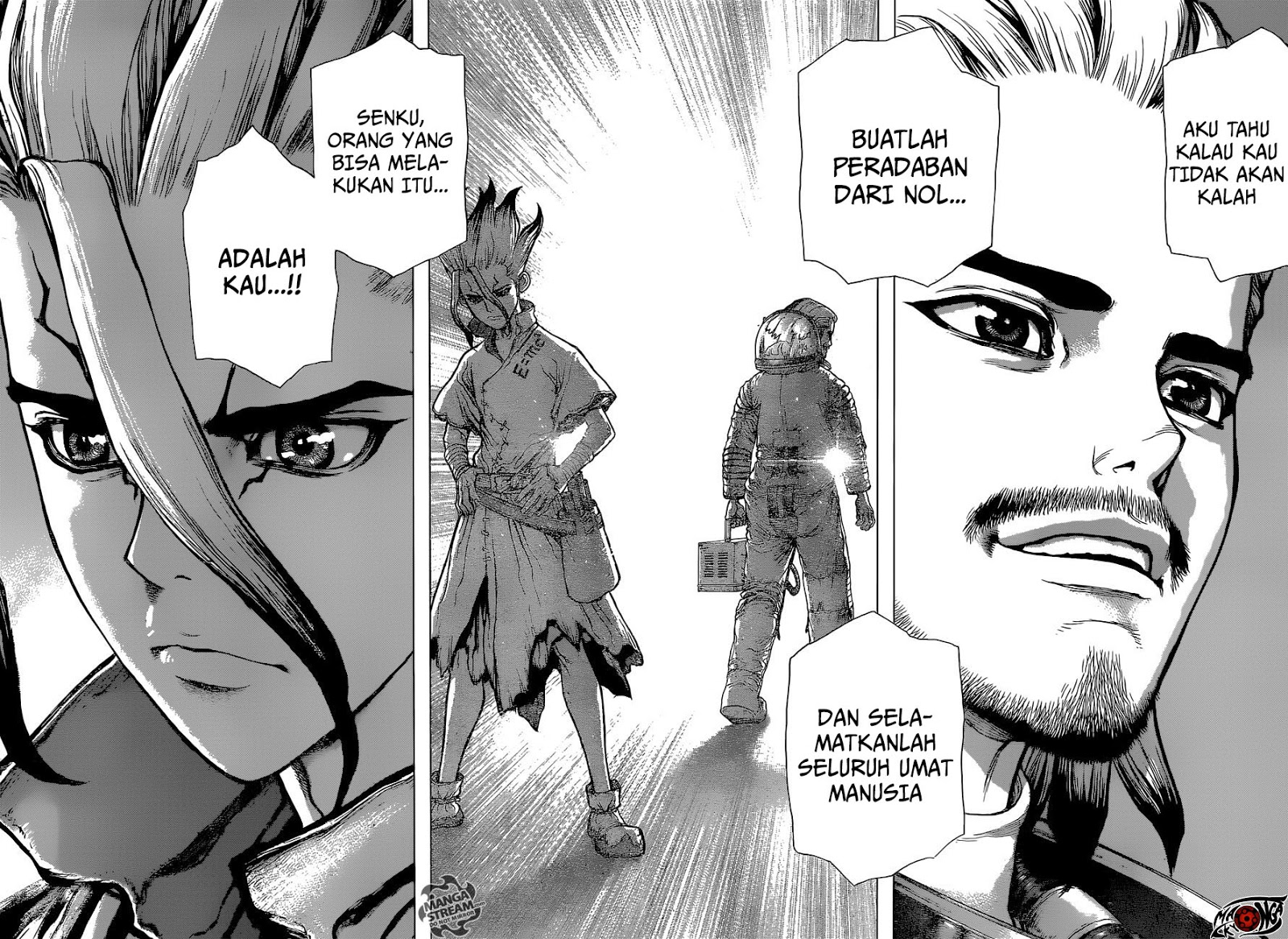 Dr. Stone Chapter 45-11