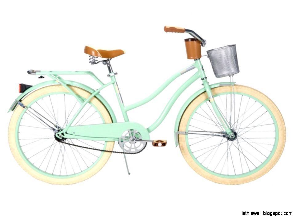 Huffy Womens Deluxe Cruiser Bike