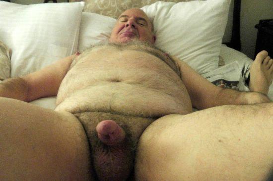 Gordos Maduros Y Peludos Desnudos