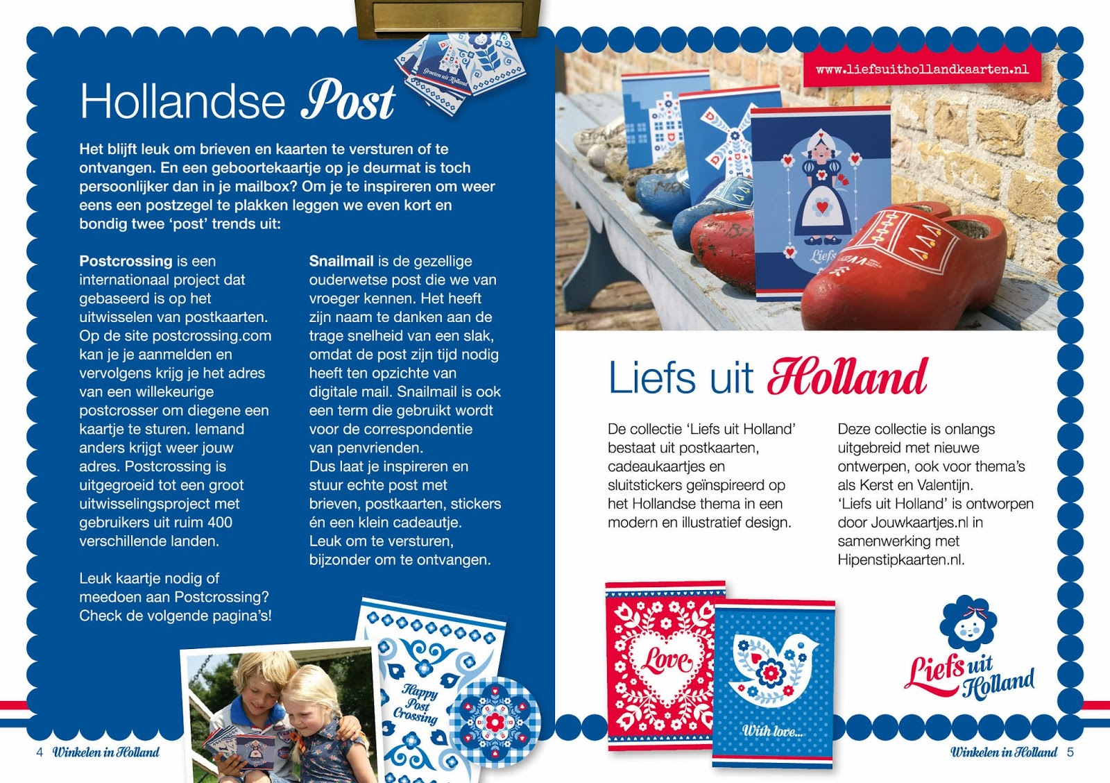 liefst uit holland