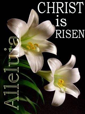praying blessed resurrection friend