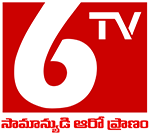 6TV Telugu Logo