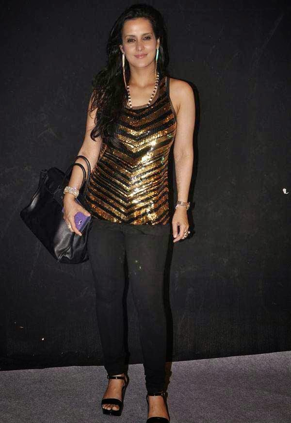 Tulip Joshi At The Star Parivaar Awards 2014