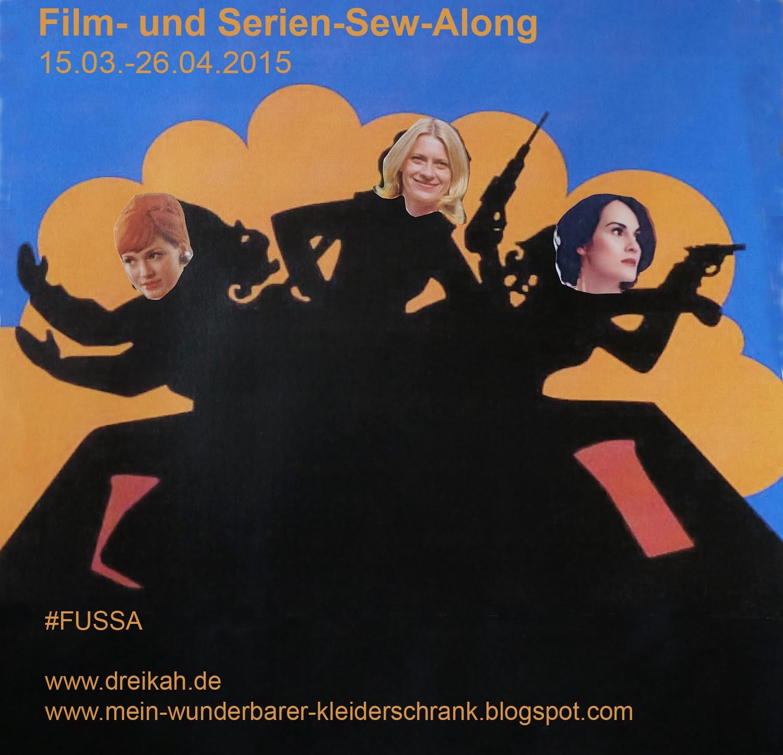 Film- und Serien-Sew-Along