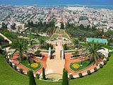 .Bahaí-tuinen in Haifa
