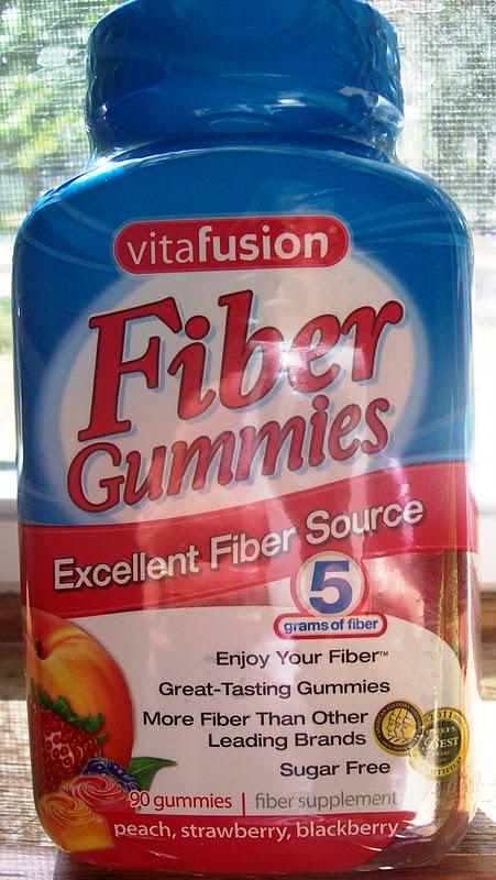 Vitafusion fiber gummies reviews