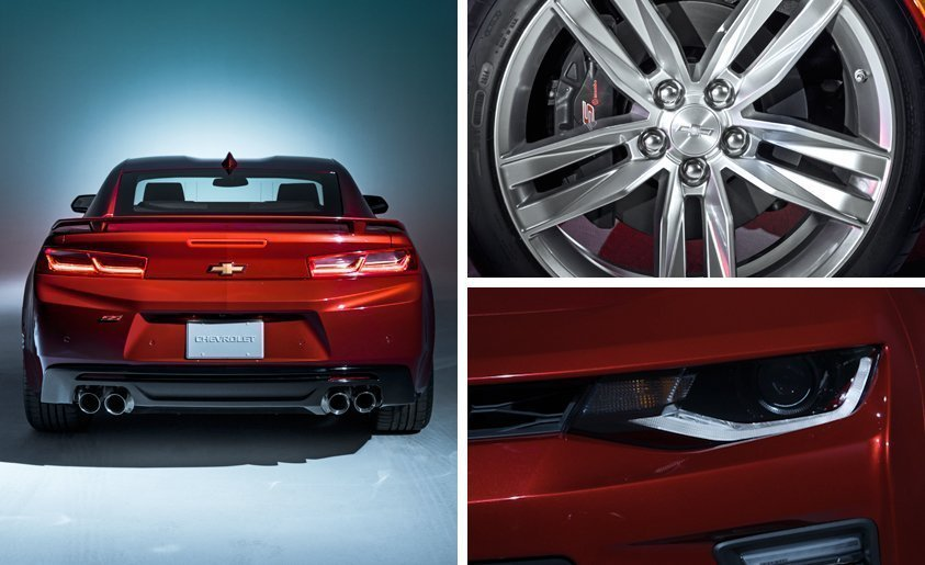 Beautiful 2016 Chevrolet Camaro SS Review