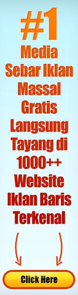 Sebar Iklan Massal Ke 1000++ website iklan baris terkenal