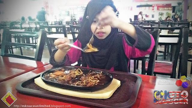 Yee Mee @Hot Plate, Medan Selera Anjung Nusajaya