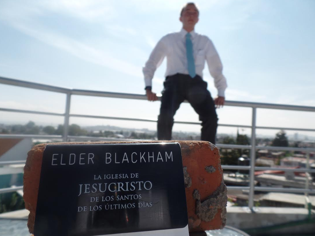Elder Blackham