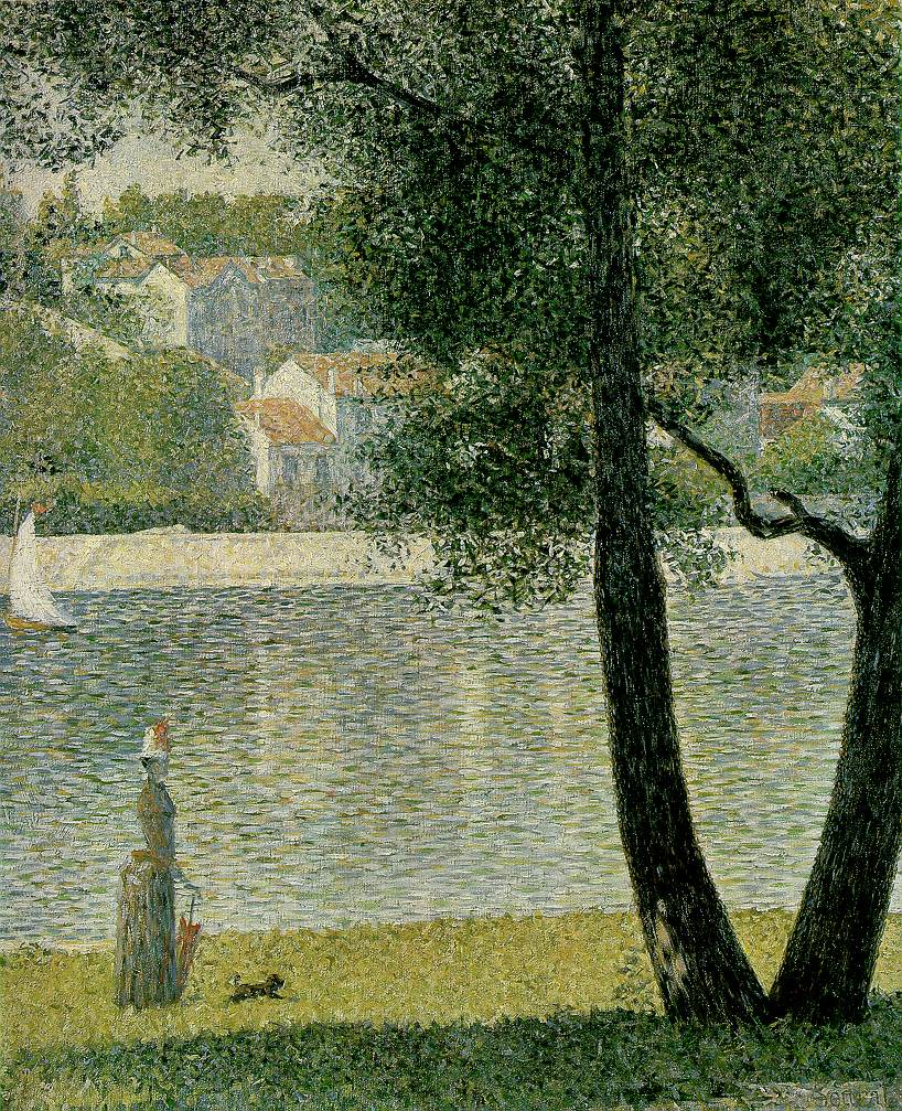 george seurat Pointillism georges seurat art lesson: i had a great time with a lesson on georges seurat after all, who wouldn't have fun with pointillism.