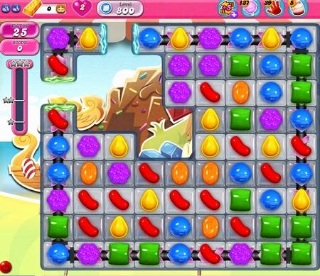 Candy Crush Saga 800