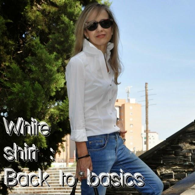 How to wear white shirt   Como combinar camisa blanca