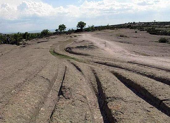 tanques turquía hace millones de años