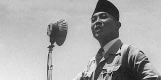 Photo Pidato Presiden RI Ir.Soekarno