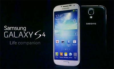 Samsung Galaxy S4 Cecah Jualan 10 Juta Unit