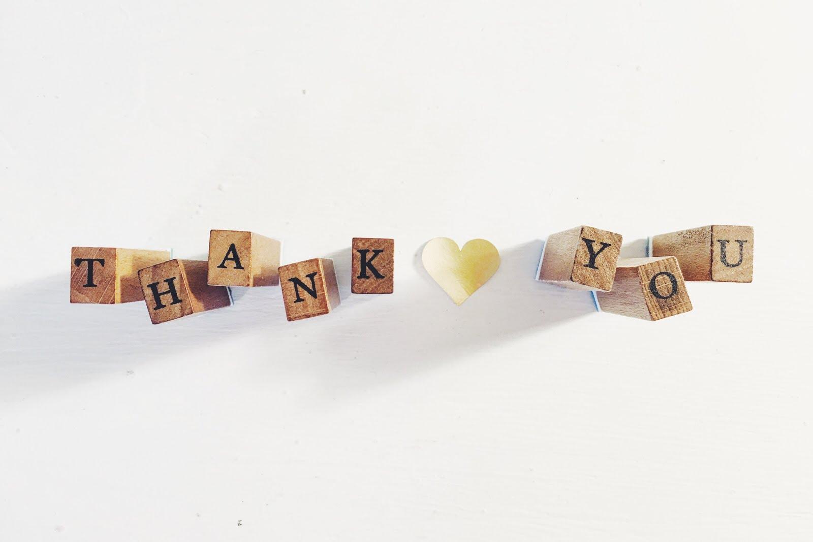Învăţ să mulţumesc