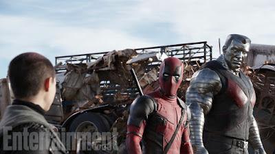 Deadpool Colossus