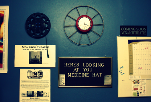 monarch theatre medicine hat alberta photography