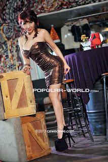 Roro Fitria for Popular World Magazine, January 2013 (Part 1)