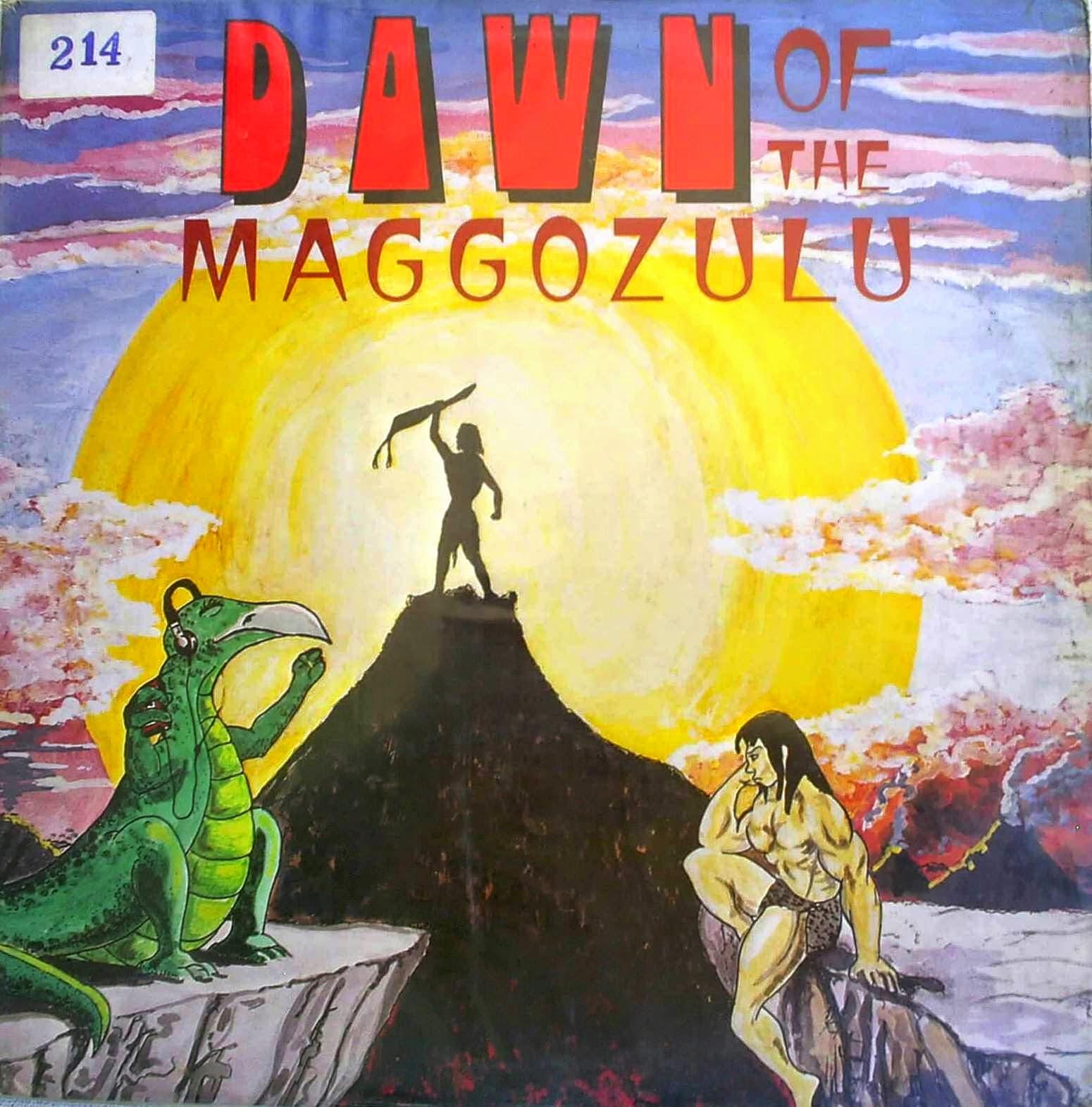 Maggozulu Too - Mix It Baby