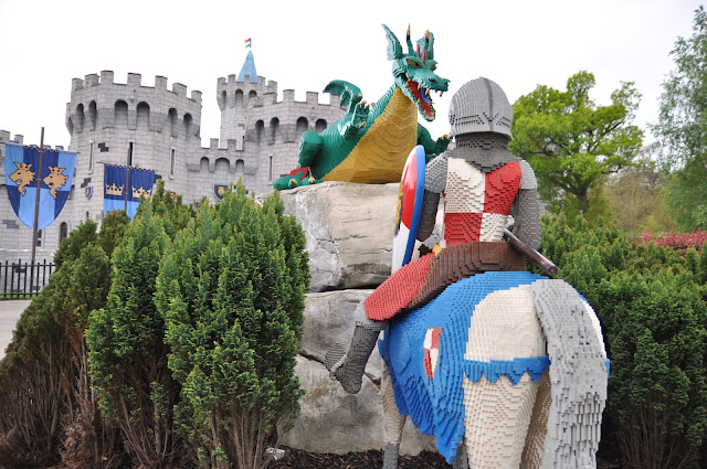 Windsor+Legoland+The+Kingdom+Knight+and+Dragon