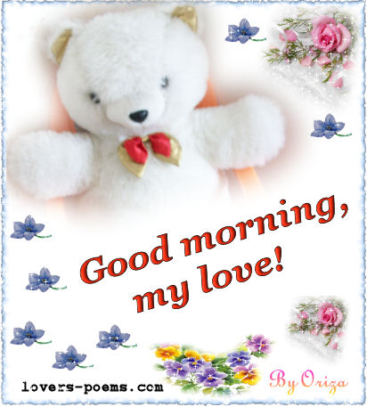 Good Morning My Sweetheart Quotes. QuotesGram